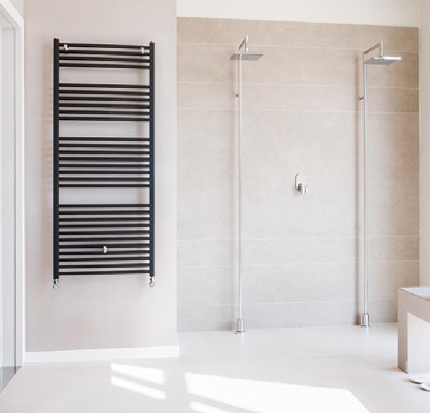Cool radiatori d arredo bagno nova florida - Radiatori elettrici per bagno ...